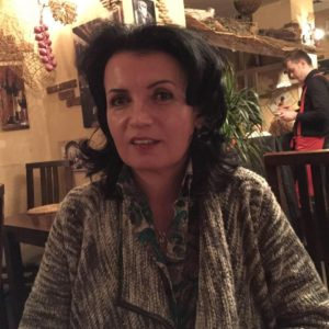 Cecilia Tamas la emisiunea Dialoguri intre minte si inima